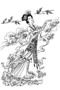 [转载]中国道教符咒大全